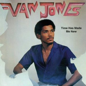 Van Jones - Time Has Made Me New LP CD front cover