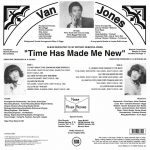 Van Jones – Time Has Made Me New LP CD