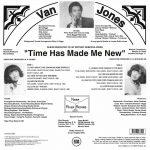 Van Jones – Time Has Made Me New LP CD