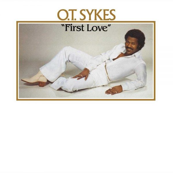 O.T. Sykes First Love LP CD front cover