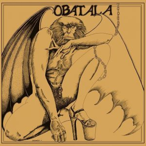 Obatala LP CD front cover