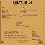 Obatala LP CD