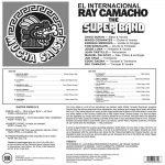 El Internacional Ray Camacho – Mucha Salsa LP CD