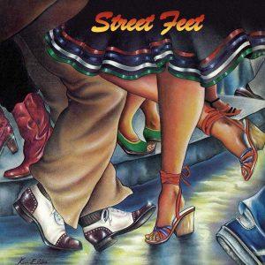 Street Feet front cover LP CD vinyl