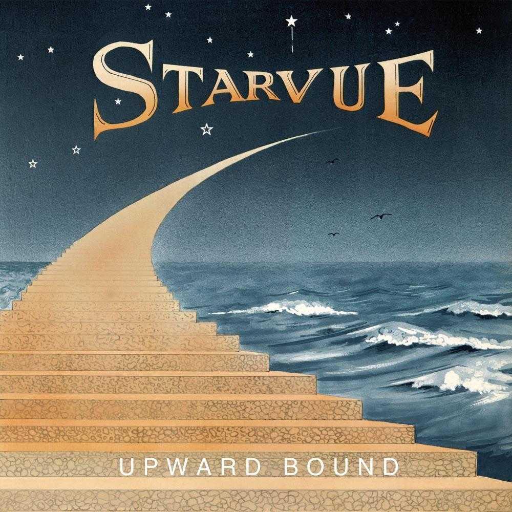 Starvue Upward Bound LP CD front cover