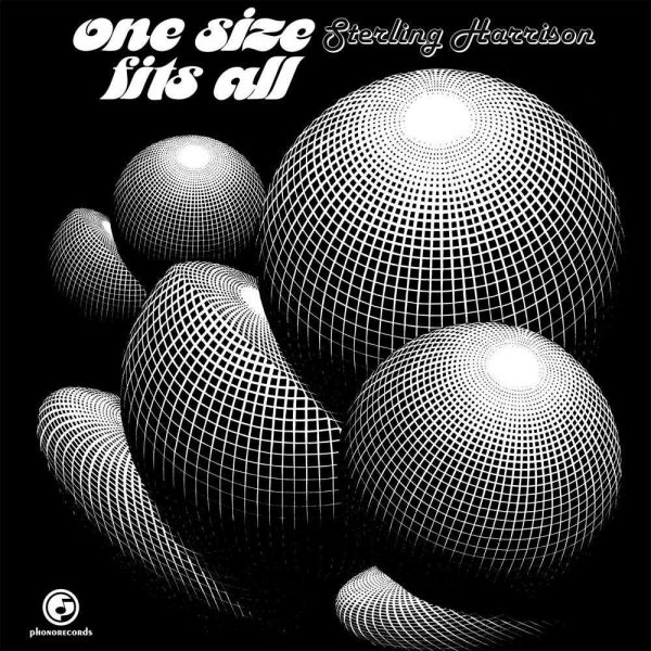 Sterling Harrison - One Size Fits All front cover