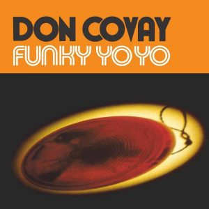 Don Covay - Funky Yo-Yo LP CD front cover
