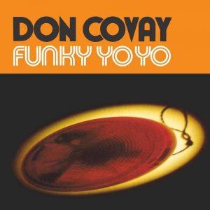 Don Covay - Funky Yo-Yo LP CD front cover