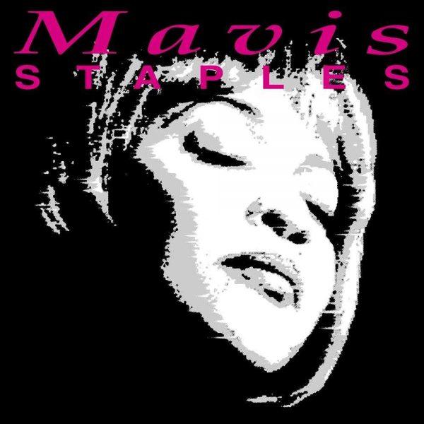 Mavis Staples Love Gone Bad LP CD front cover