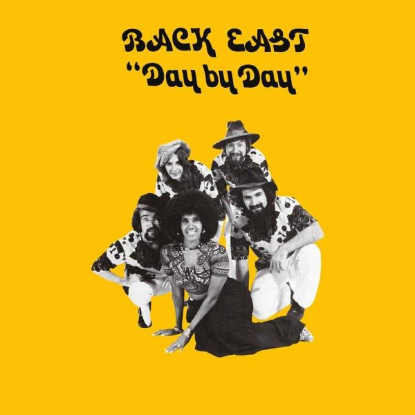 Back East - Day By Day LP CD front cover