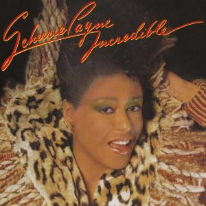 Scherrie Payne - Incredible LP CD front cover