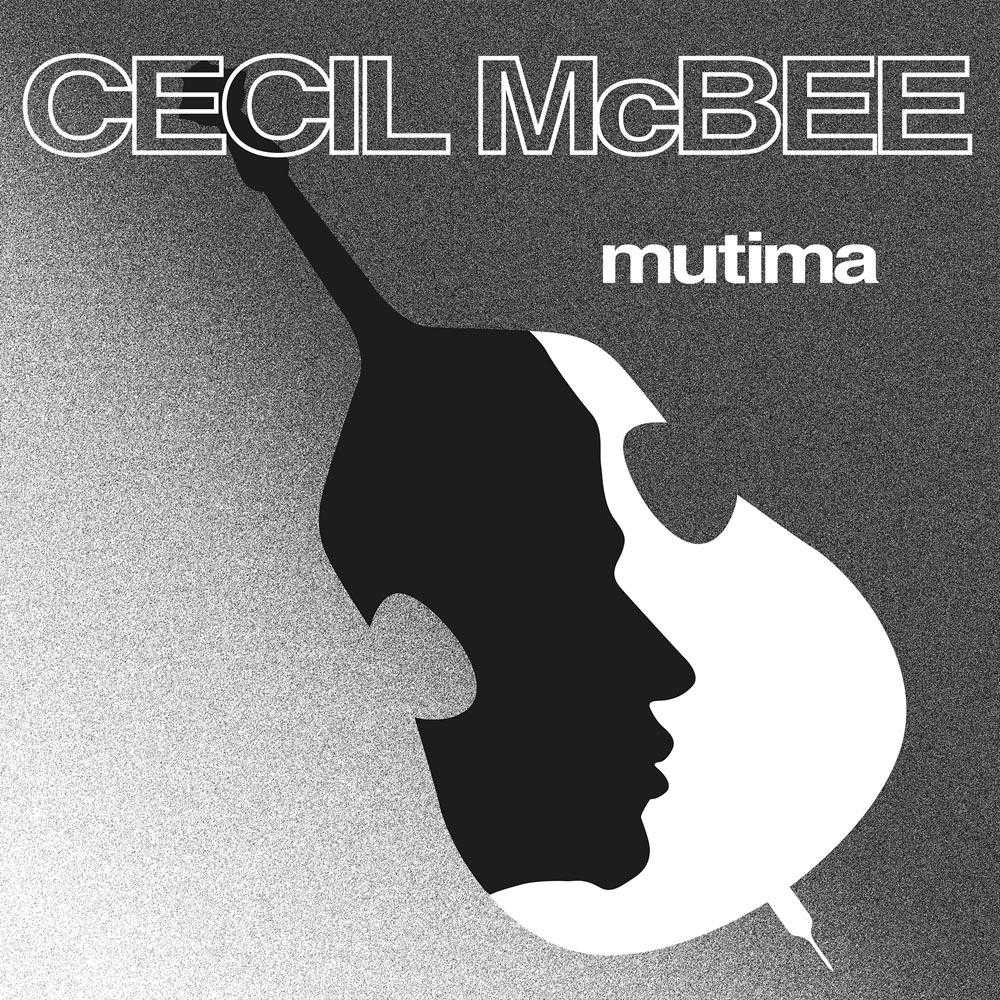 Cecil McBee - Mutima LP CD front cover