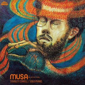 Stanley Cowell - Musa - Ancestral Streams LP CD front cover