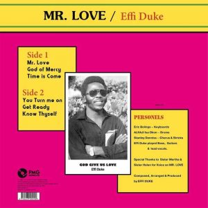 Effi Duke & The Love Family - Mr. Love