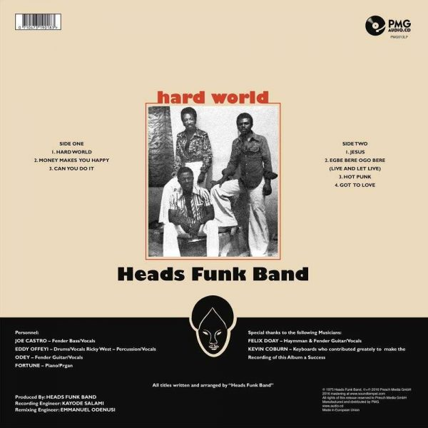 Heads Funk Band - Hard World