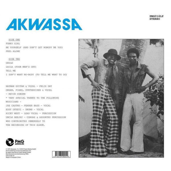 Akwassa - La'ila