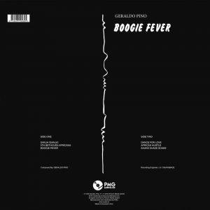 Geraldo Pino - Boogie Fever