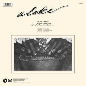 Aleke Kanonu - Aleke