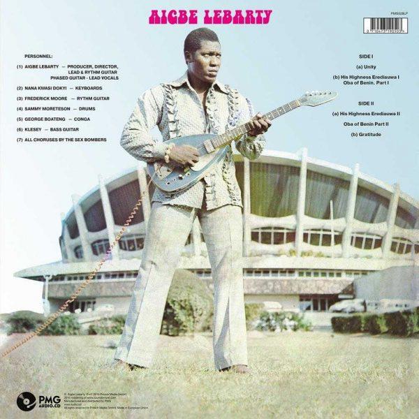 Aigbe Lebarty - Unity