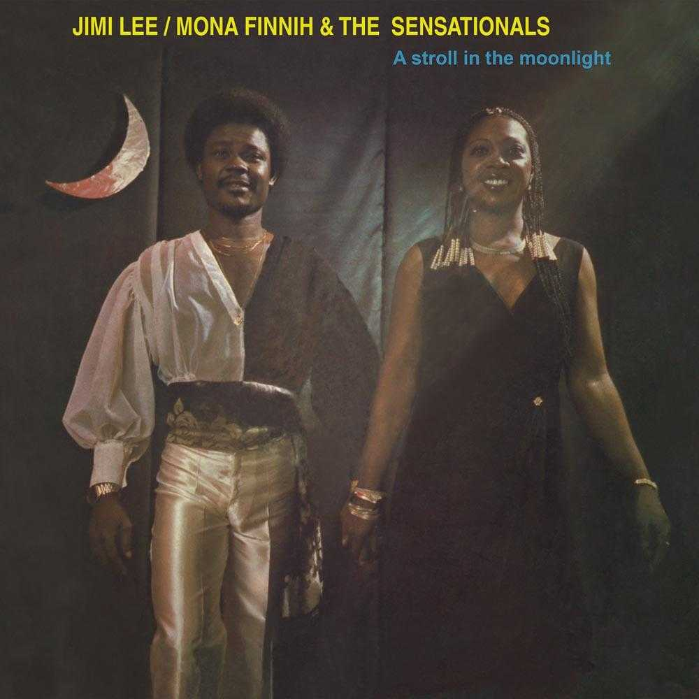 Jimi Lee / Mona Finnih & The Sensationals - A Stroll In The Moonlight
