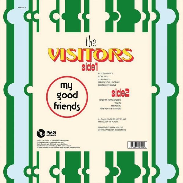 The Visitors - My Good Friends