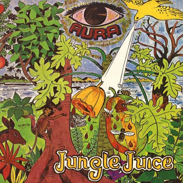 Joe Kemfa - Jungle Juice