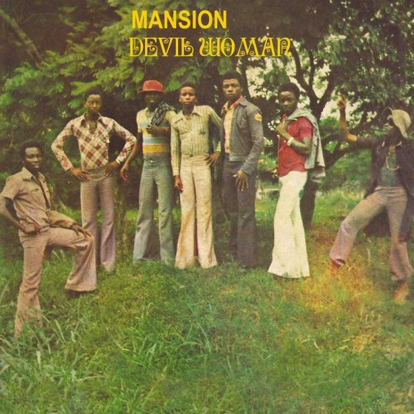 Mansion - Devil Woman