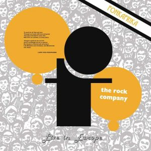 Ofo The Rock Company - Live In Europe - Fonk Afrika