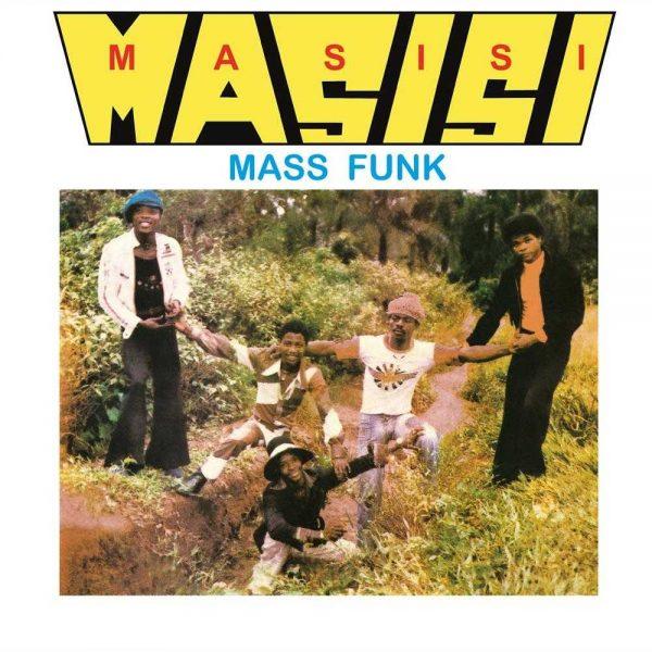 Masisi Mass Funk - I Want You Girl