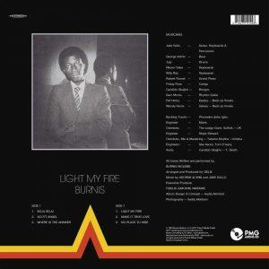 Burnis - Light My Fire