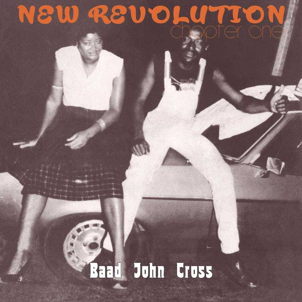 Baad John Cross - New Revolution - Chapter One