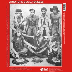 The Funkees - Point Of No Return - Afro Funk Music (French Girlie Cover)