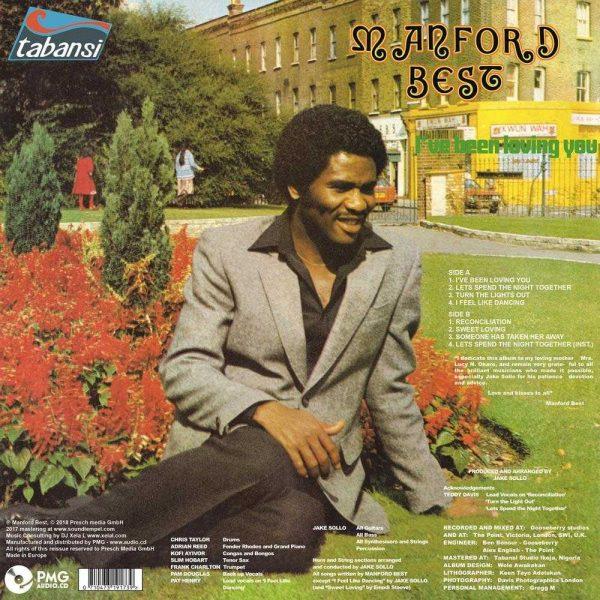 Manford Best - I've Been Loving You