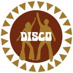 The Everland Music Store DISCO logo
