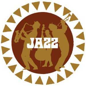 The Everland Music Store JAZZ logo