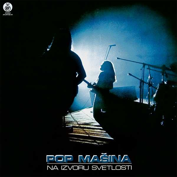 Pop Masina Na Izvoru Svetlosti CD