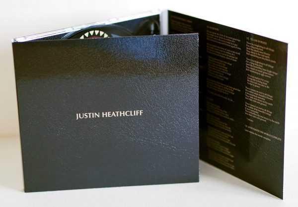 Justin Heathcliff special edition CD