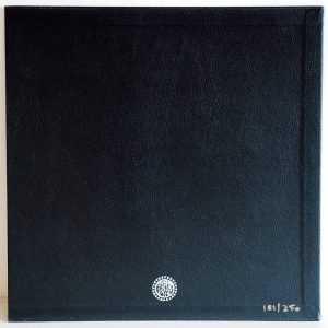 Back sleeve JUSTIN HEATHCLIFF – special edition LP