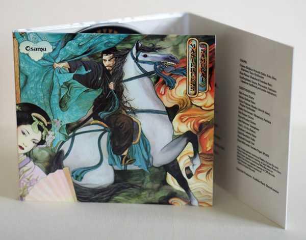 CD case EPS006_Osamu-Kitajima_Masterless-Samurai