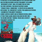 OctavePussY George Clinton Straight from #1 Bimini Road