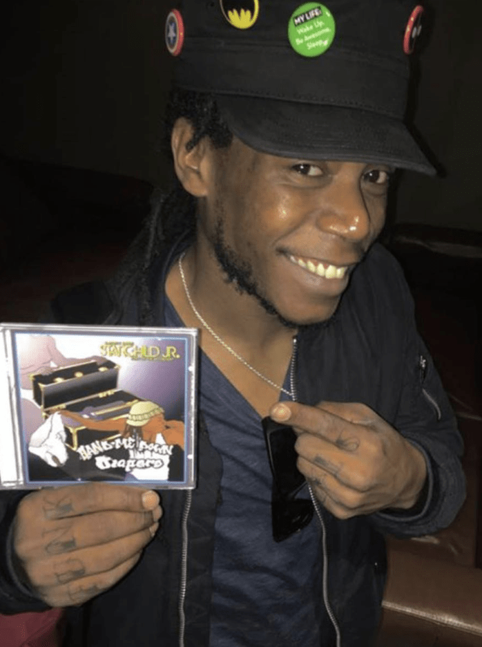 Starchild Jr. Funkadelic – Hand Me Down Diapers